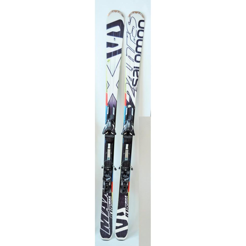 SALOMON X MAX 24HRS  170 cm