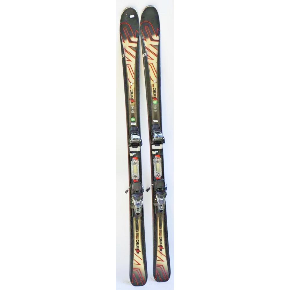 K2 IKONIC 80 163 cm